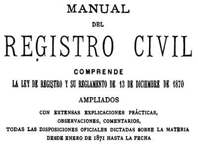 Registro Civil pamplona